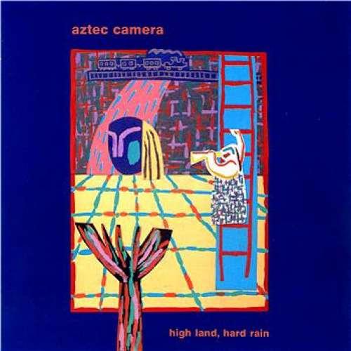 Bild Aztec Camera - High Land, Hard Rain (LP, Album, RP) Schallplatten Ankauf