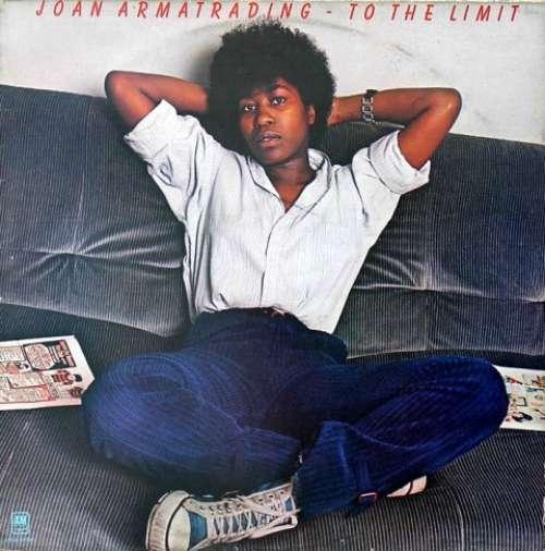 Cover Joan Armatrading - To The Limit (LP, Album) Schallplatten Ankauf