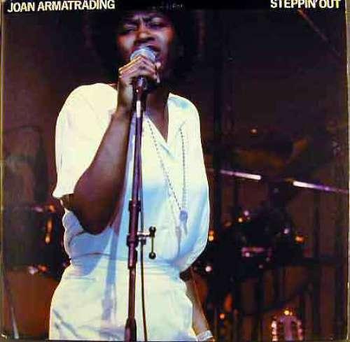 Bild Joan Armatrading - Steppin' Out (LP, Album, Gat) Schallplatten Ankauf