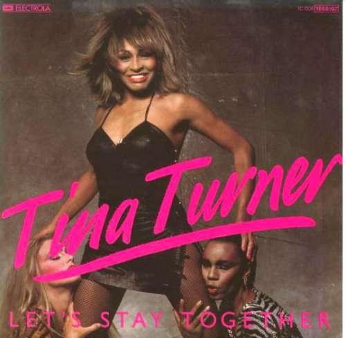 Bild Tina Turner - Let's Stay Together (7, Single) Schallplatten Ankauf