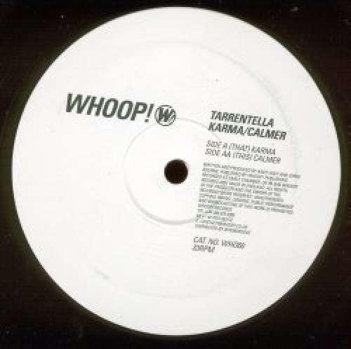 Bild Tarrentella - Karma / Calmer (12) Schallplatten Ankauf