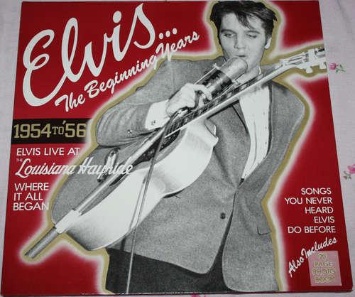 Cover Elvis Presley - The Beginning Years (LP, Comp, Gat) Schallplatten Ankauf
