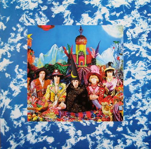 Cover zu The Rolling Stones - Their Satanic Majesties Request (LP, Album, RE, RM, Gat) Schallplatten Ankauf