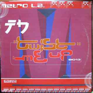 Bild Metro L.A. - Twist Me Up (12) Schallplatten Ankauf