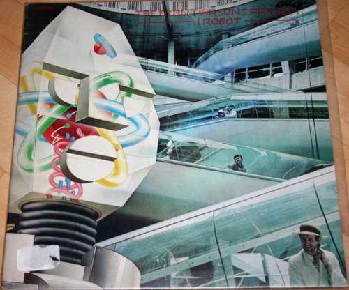Bild The Alan Parsons Project - I Robot (LP, Album, Gat) Schallplatten Ankauf