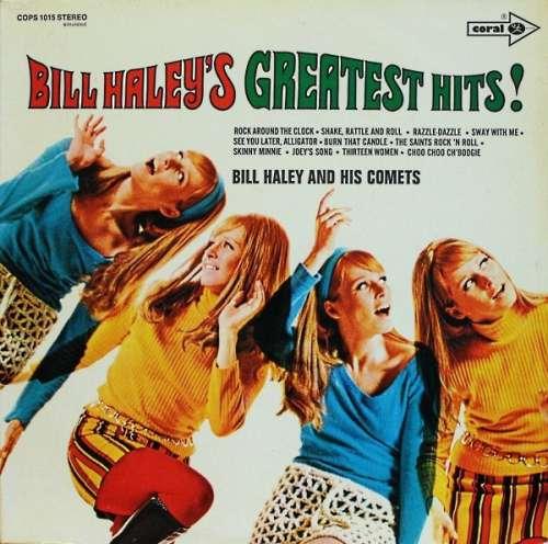 Bild Bill Haley And His Comets - Bill Haley's Greatest Hits! (LP, Comp) Schallplatten Ankauf
