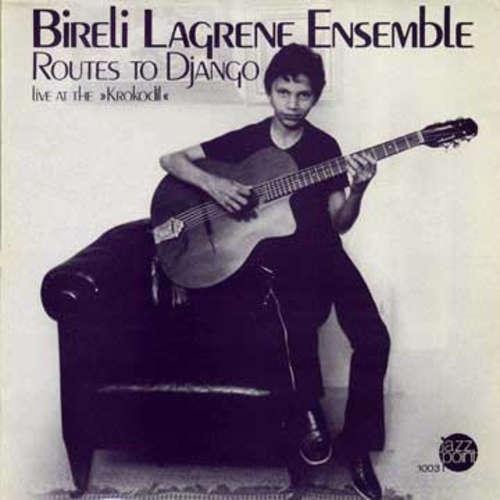 Bild Bireli Lagrene Ensemble* - Routes To Django - Live At The »Krokodil« (LP, Album) Schallplatten Ankauf