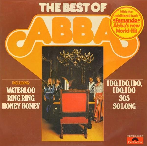 Bild ABBA - The Best Of ABBA (LP, Comp) Schallplatten Ankauf