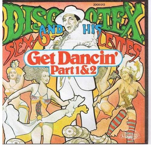 Bild Disco Tex And His Sex-O-Lettes* - Get Dancin' Part 1 & 2 (7, Single) Schallplatten Ankauf