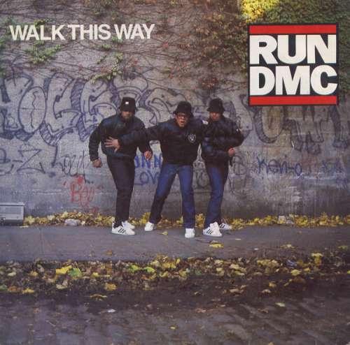 Cover Run DMC* - Walk This Way (7, Single) Schallplatten Ankauf