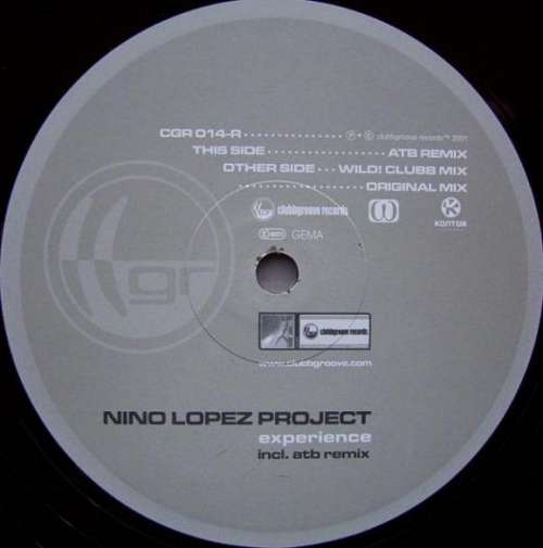 Bild Nino Lopez Project - Experience (Remixes) (12) Schallplatten Ankauf