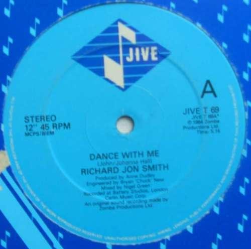 Bild Richard Jon Smith - Dance With Me (12) Schallplatten Ankauf