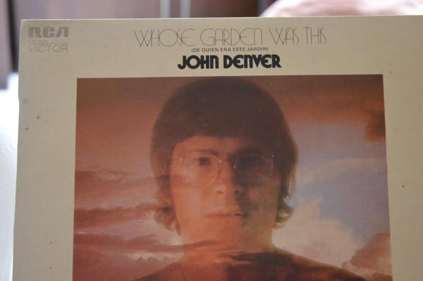 Bild John Denver - Whose Garden Was This (LP, Album, RE) Schallplatten Ankauf