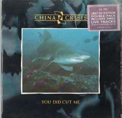 Bild China Crisis - You Did Cut Me (2x7, Single, Ltd) Schallplatten Ankauf