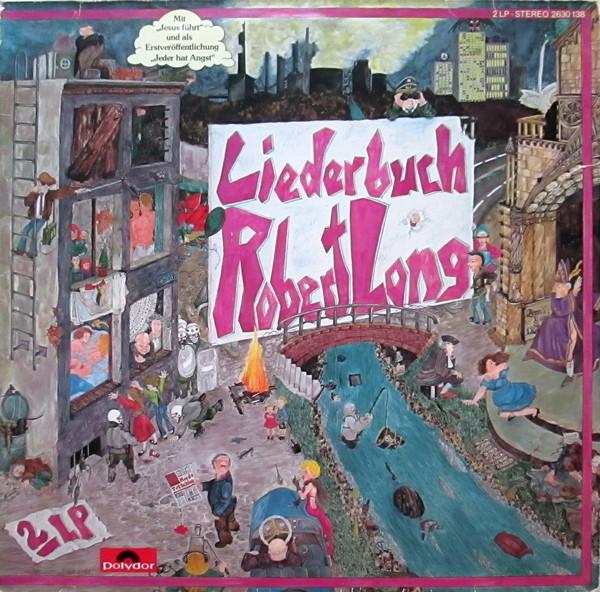 Cover Robert Long - Liederbuch (2xLP, Comp) Schallplatten Ankauf