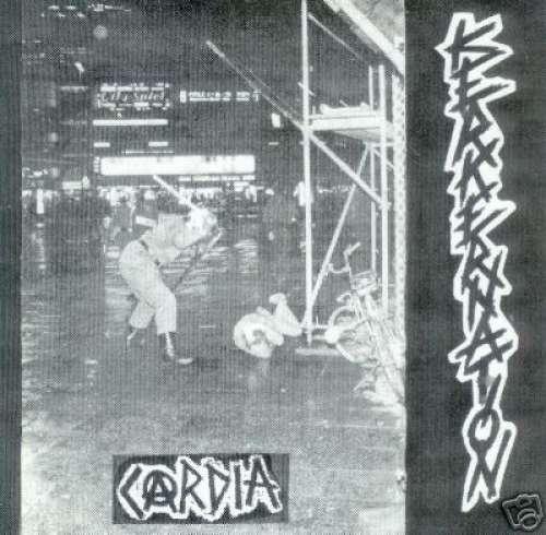 Cover zu Cornucopia (5) / Cardia - Jusqu´ici Tout Va Bien / Kerkernation (7, Ltd) Schallplatten Ankauf