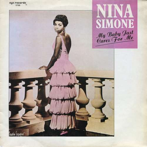 Cover Nina Simone - My Baby Just Cares For Me (12) Schallplatten Ankauf
