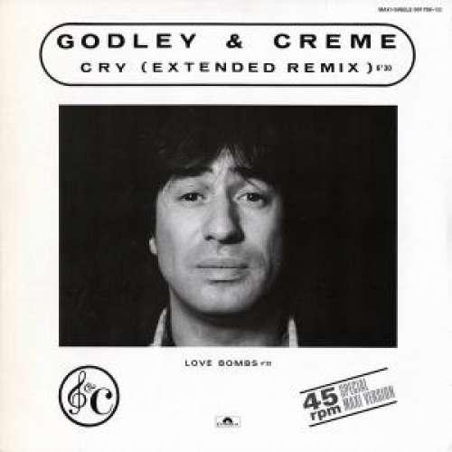 Cover Godley & Creme - Cry (Extended Remix) (12, Maxi) Schallplatten Ankauf