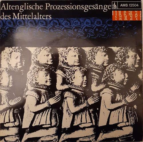 Cover Various - Altenglische Prozessionsgesänge Des Mittelalters (7, EP) Schallplatten Ankauf
