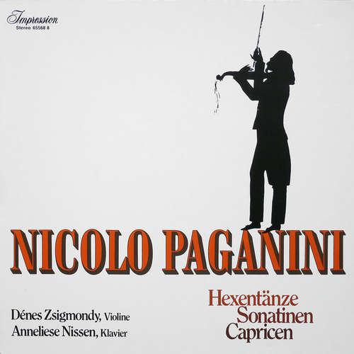 Bild Nicolo Paganini*, Dénes Zsigmondy*, Anneliese Nissen - Hexentänze Sonatinen Capricen (LP, Club) Schallplatten Ankauf