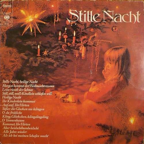 Bild Kinderchor Des Volks-Chores Offenbach* - Stille Nacht (LP, RE) Schallplatten Ankauf