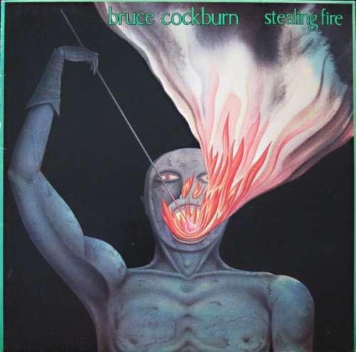 Bild Bruce Cockburn - Stealing Fire (LP, Album) Schallplatten Ankauf