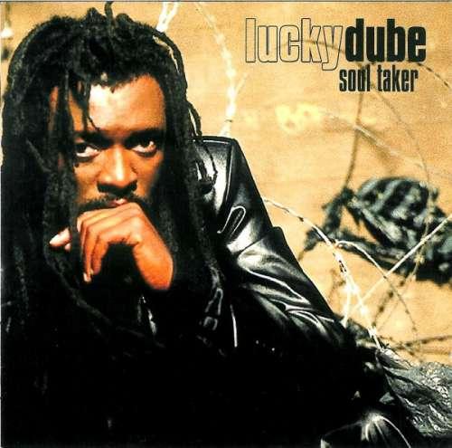 Cover Lucky Dube - Soul Taker (CD, Album) Schallplatten Ankauf