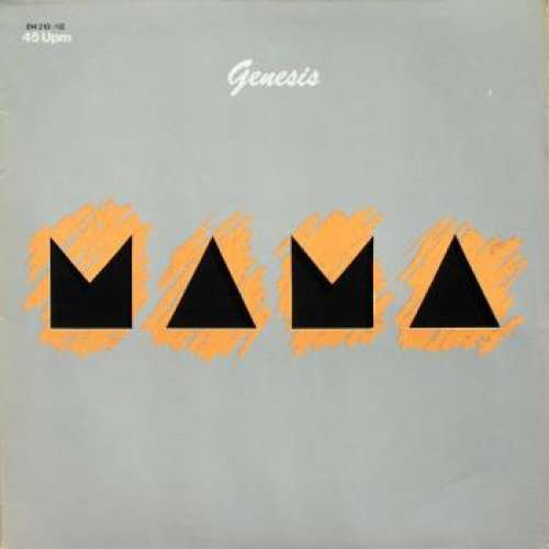 Cover Genesis - Mama (12, Maxi) Schallplatten Ankauf