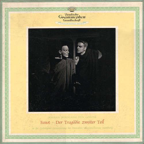 Cover Johann Wolfgang von Goethe - Faust  · Der Tragödie Zweiter Teil (3xLP + Box) Schallplatten Ankauf