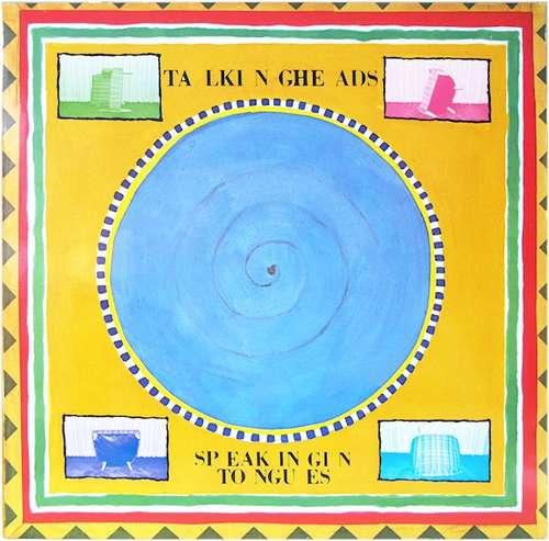 Cover zu Talking Heads - Speaking In Tongues (LP, Album) Schallplatten Ankauf