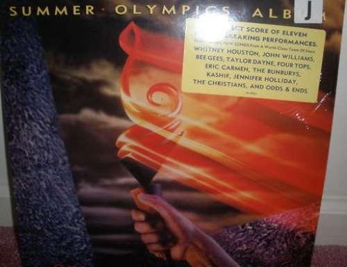 Bild Various - 1988 Summer Olympics Album: One Moment In Time (LP, Comp) Schallplatten Ankauf