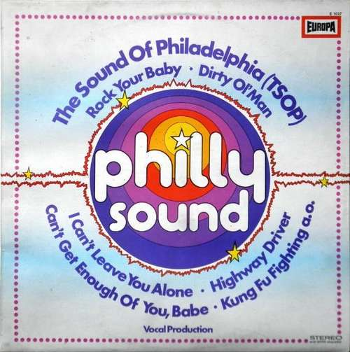 Cover zu The Hiltonaires, The Air Mail - Philly Sound (LP, Album) Schallplatten Ankauf