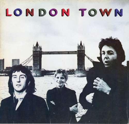 Cover zu Wings (2) - London Town (LP, Album) Schallplatten Ankauf