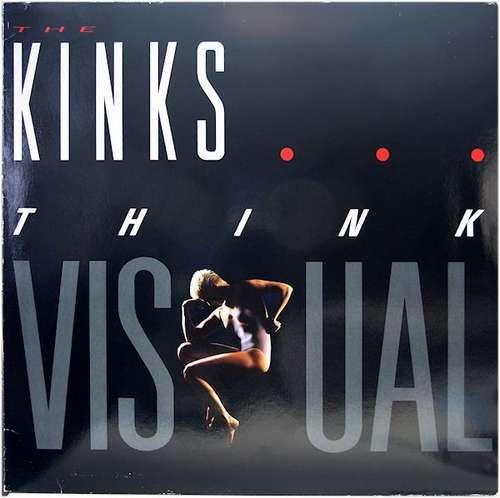 Cover The Kinks - Think Visual (LP, Album) Schallplatten Ankauf