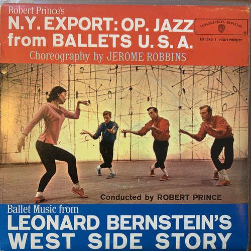 Cover Robert Prince - The Dance At The Gym (7, Single) Schallplatten Ankauf