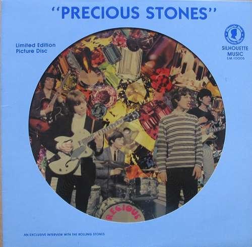 Cover The Rolling Stones - Precious Stones (LP, Pic) Schallplatten Ankauf