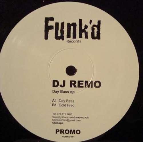 Bild DJ Remo - Day Bass EP (12, EP, Promo) Schallplatten Ankauf