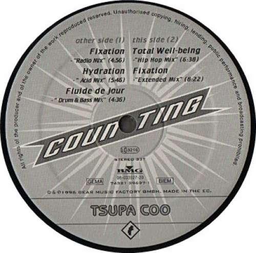 Bild Tsupa Coo - Fixation (12) Schallplatten Ankauf