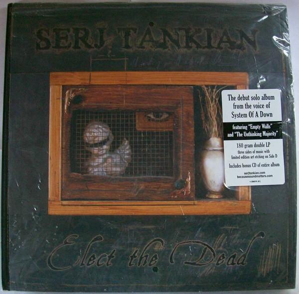 Bild Serj Tankian - Elect The Dead (LP + LP, S/Sided, Etch + Album + CD, Album) Schallplatten Ankauf