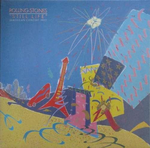 Cover The Rolling Stones - Still Life (American Concert 1981) (LP, Album, Gat) Schallplatten Ankauf