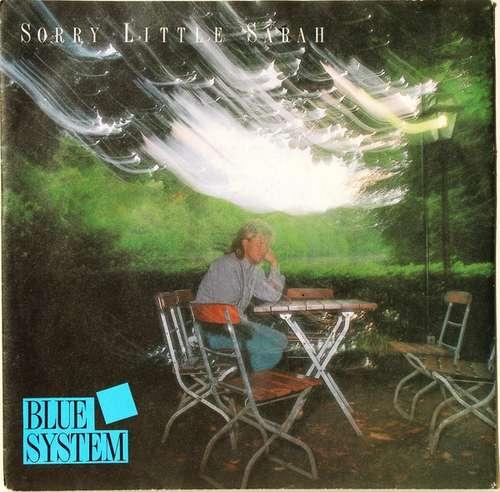 Cover zu Blue System - Sorry Little Sarah (7, Single) Schallplatten Ankauf
