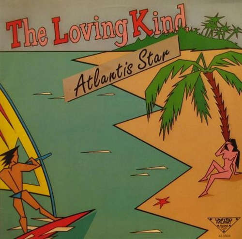 Bild Atlantis Star - The Loving Kind (12, Maxi) Schallplatten Ankauf