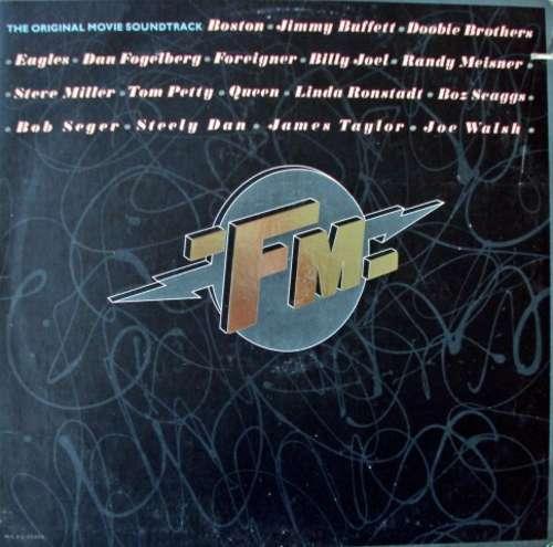Cover Various - FM (The Original Movie Soundtrack) (2xLP, Comp, Gat) Schallplatten Ankauf