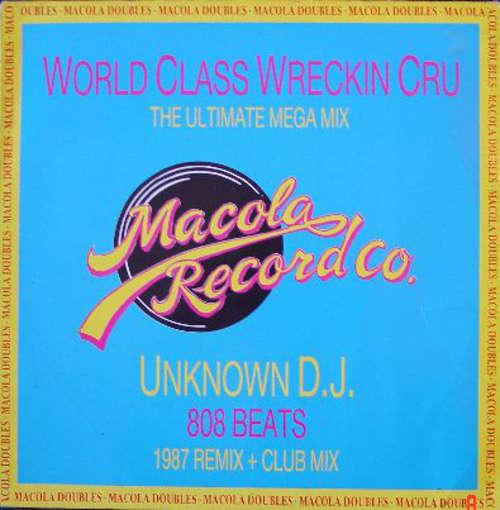 Bild Various - World Class Wreckin' Cru Ultimate Mega Mix / 808 Beats (12) Schallplatten Ankauf