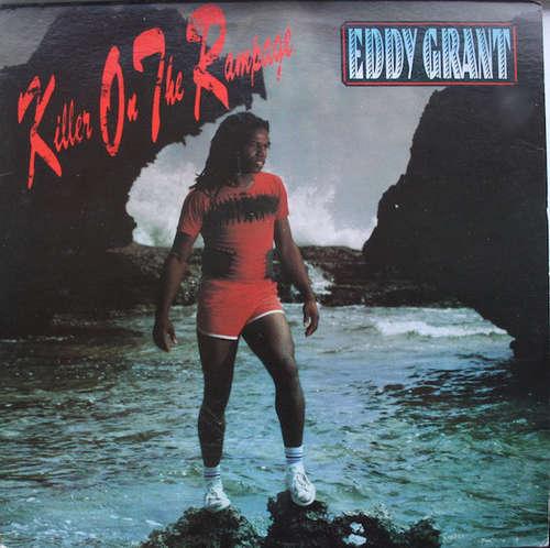 Cover Eddy Grant - Killer On The Rampage (LP) Schallplatten Ankauf