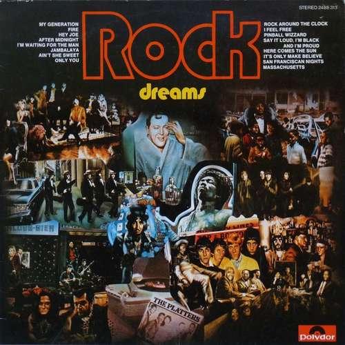 Cover Various - Rock Dreams (LP, Comp) Schallplatten Ankauf