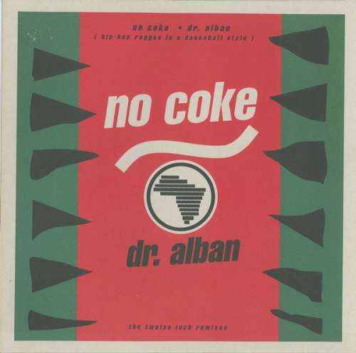 Cover Dr. Alban - No Coke (12, Maxi) Schallplatten Ankauf
