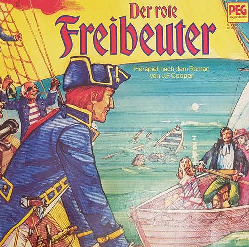 Cover zu Peter Folken - Der Rote Freibeuter (LP) Schallplatten Ankauf