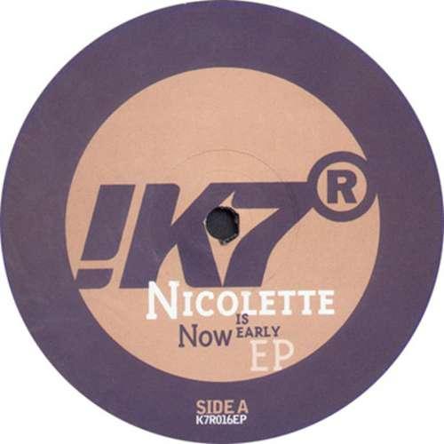 Bild Nicolette - Now Is Early EP (12, EP) Schallplatten Ankauf