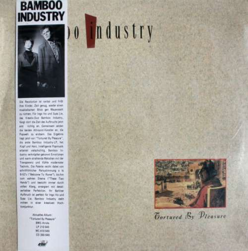Bild Bamboo Industry - Tortured By Pleasure (LP, Album) Schallplatten Ankauf